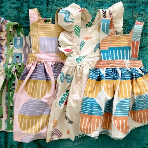 Pinafores and Dresses